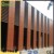 Amywell Good Quality Metal Frame Anti-uv 8mm Hpl Wood Grain Exterior Wall Panel