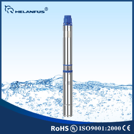 "3.5"" 90QJ Helanfus Submersible Pump Motor"