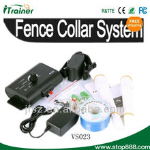2016 Outdoor Electronic Pet Dog Fence System Collar 023