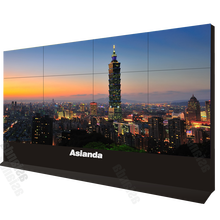 46 inch ultra narrow bezel lcd video wall supports professional display with own software
