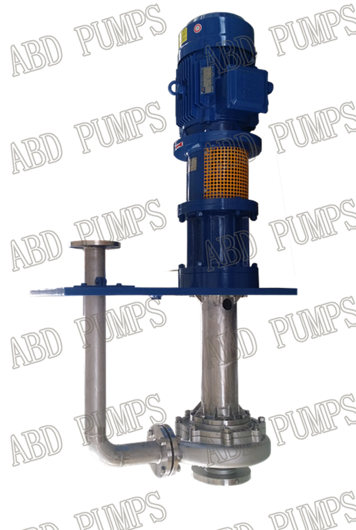 BY&SBY series Single-stage Single-suction Submersible Centrifugal Inline Pump