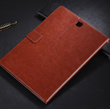 Smart Magnetic Stand Tablet Leather case For Samsung Galaxy Tab A Various sizes wallet Tablet cover