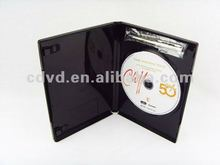 dvd replication burned data with case packaging