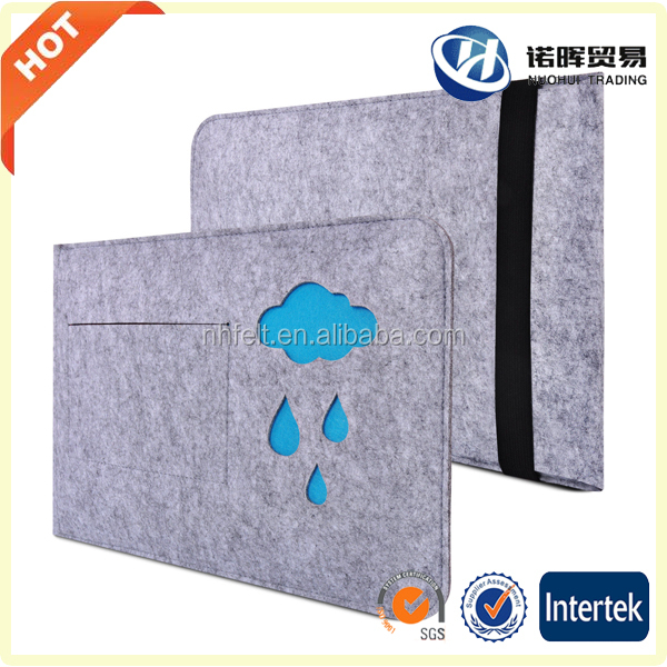 high quality felt tablet sleeve