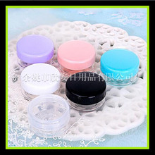 10g Cosmetic Jar 10ml PS cream jar skin care liquild jar