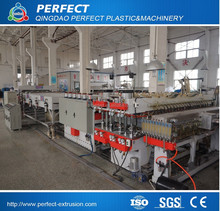 High Quaity PP Hollow Grid Plate Extrusion Line/Making Machine/Plastic Hollow Board Production Plant