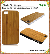 For wood iphone 5 case,white plastic wood case for iPhone 5s, for i phone 5 plastic wooden cell phone cover mobile accessories