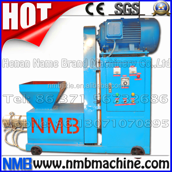 widely usage straw wood waste sawdust biomass sugarcane bagasse peanut coconut shell charcoal briquette machine