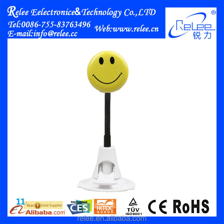New Products Portable FHD Mini Hidden Smiley Face Sport Detection Camera