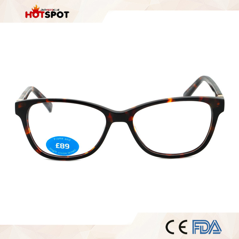 Spectacle Frame 2O25666571 New Arrival Square Optical Glasses Frames Acetate Eyeglasses