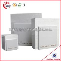 Eco-friendly High Quality White paper small box