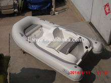 Liya new boat manufacturer 5 persons rib boat small cruise ships for sale
