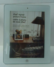 2013 New Arrival Highest Quality Ipad Glass Photo Frame