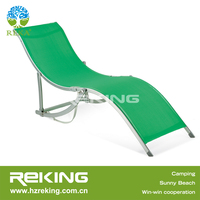 single person outdoor folding sling chair
