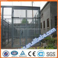 Low Price Stainless steel Used in factory swing gate (manufacturer)