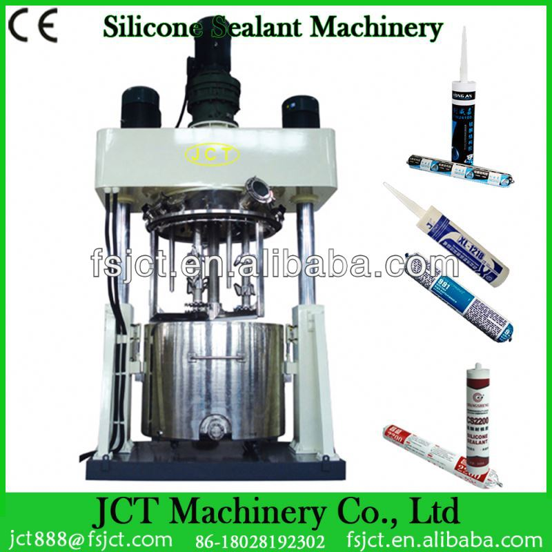 rubber compound making machine