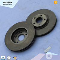 Front Brake disc for nissans FUGA Z50 40206-CA000/40206-7Y000/40206-ZA500 Auto Parts