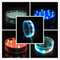 high quality color plastic flash night light