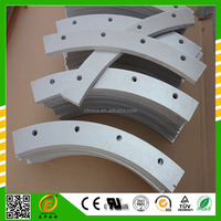 Insulation Material mica washers For Induction Furnace