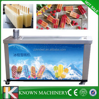 stainless steel commercial automatic ice-cream popsicle stick making machine, ice lolly stick machine