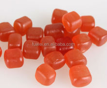 90% fruit juices pectin jelly gummy candy