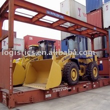 Project cargo/heavy-lift shipping from China to Africa-Leon