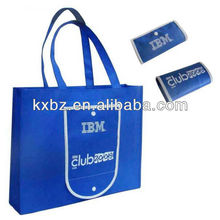 bags fashion/ fashion non woven foldable bag with pocket