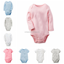 custom blank bamboo baby romper baby clothes clothing