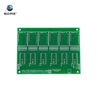 24x6 RGB LED Matrix PCB Panel Circuit Board
