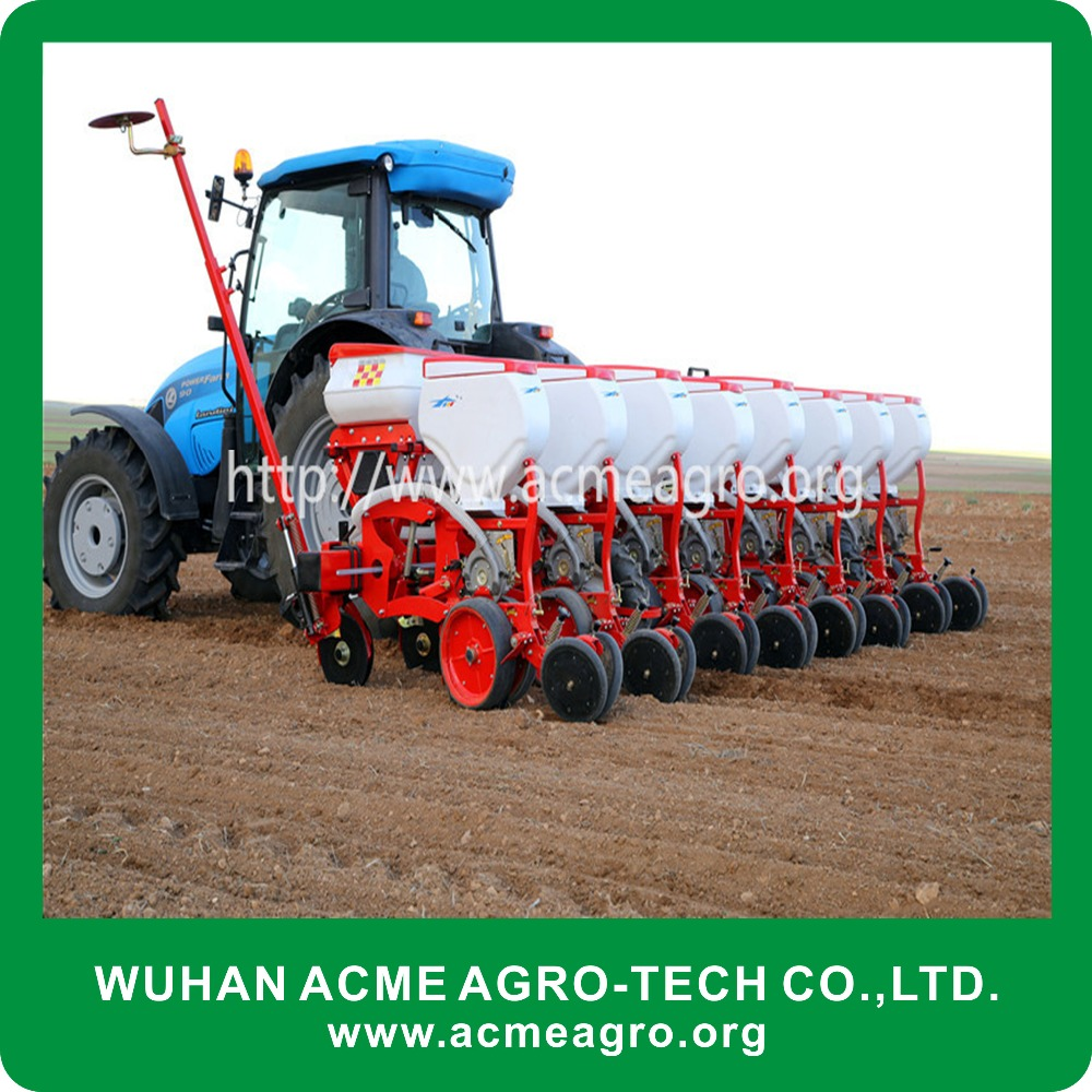 High Quality 10 Series Automatic Small 1 2 3 4 Row 1 row corn planter Seeder For Plant Onion Corn Wheat,Vegetable Seed etc