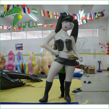 Cartoons Type Inflatable Sexy Anime Japanese Girl From Hongyi
