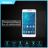 High quality Competitive Price 0.3mm tempered glass screen protector for Samsung A5 A5009A5000 Manufacturer in China