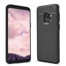 Imported high quality tpu case for samsung galaxy s9 phone case carbon for samsung galaxy s9 case