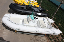 Outboard Engine Type and CE Certification yacht/inflatable boat for sale