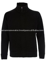 Acrylic/Polyester Chenille Sweater - Sweater factory in Bangladesh