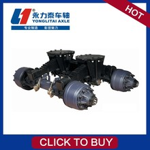 L1 semi trailer germany bpw trailer axle in china