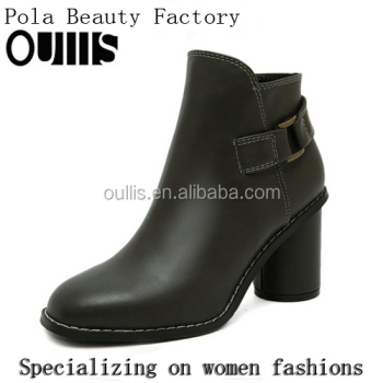 ankle boots popular shoes high quality shoes 2017 PJ4393