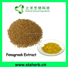 Health care product Fenugreek Extract Furostanol saponins,fenugreek capsules