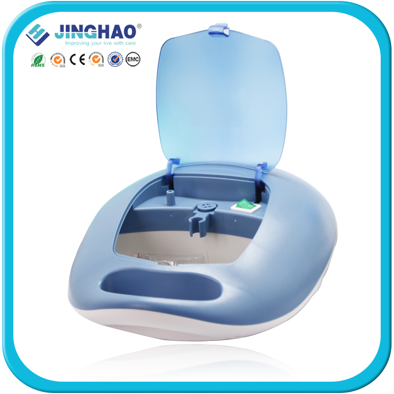 Asthma Rehabilitation Health Care Devices Medical Air Inhaler Nebulizer Aromatherapy Glass