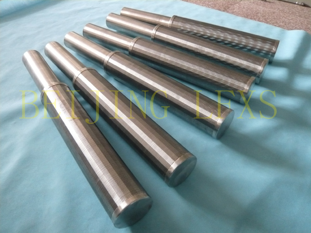 Activated Carbon Columns Ss304 Pressure Vessel Wedge Wire Screen ...