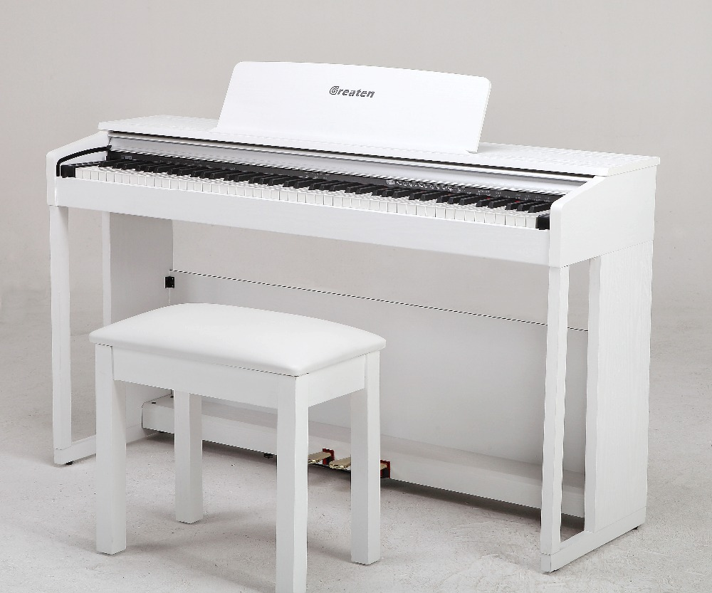 GREATEN Digital Piano DK-360 hammer aciton keyboard