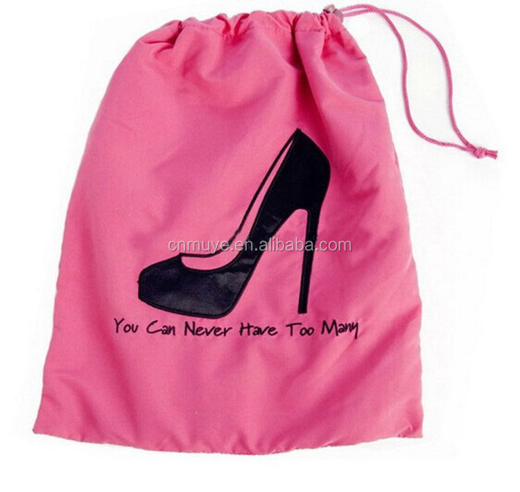 new arrival shoes drawstring bags