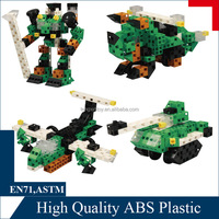 100 piece block set - diy plastic car toys for gift