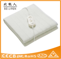 customized polyester portable electric heating under blanket