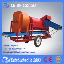 Tianyu peanut picker machine for wet and dry peanut