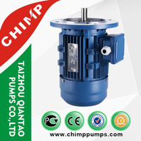 chimp MS series 4pole ac induction aluminum housing asychronoous electric motor
