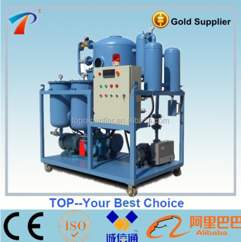 Lubricating oil purification system restore kinematical viscosity and flash point, oil filtering, oil purifying