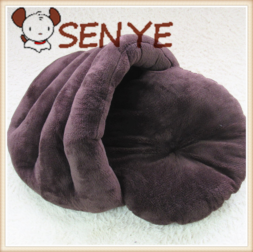 Thick mat kennel cat litter pet kennel cat house small cat sleeping bags to keep warm in winter