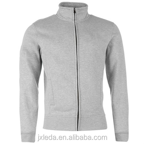 Zip Up Sweater No Hood 46