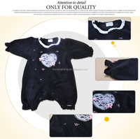 New Arrival 2015 Wholesale vintage baby clothes